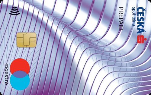 Předplacená karta