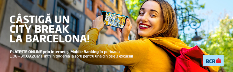Campanie Internet si Mobile Banking
