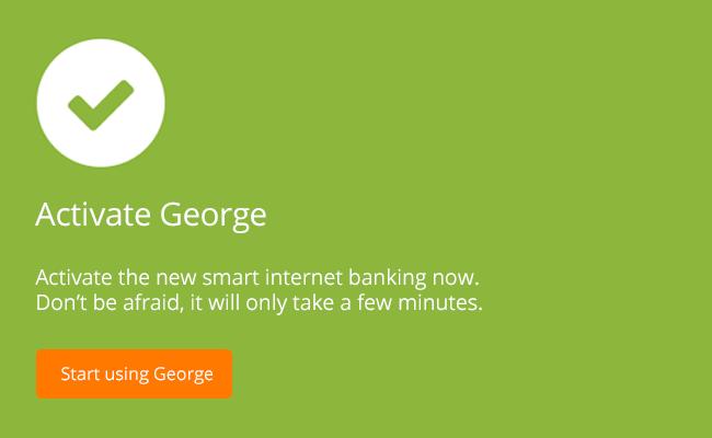 Activate George
